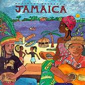 Putumayo Jamaica cover