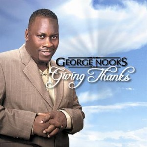 George Nooks Giving Thanks Cover