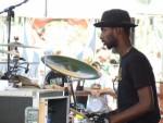 Rootz Underground: Leon Campbell (drums)