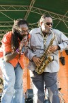 Tarrus Riley and Dean Fraser SNWMF 2009