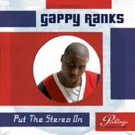 Gappy Ranks' Put the Stereo On cover