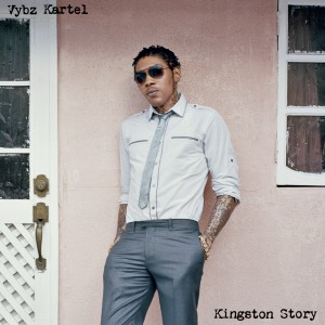 Vybz Kartel Kingston Story cover