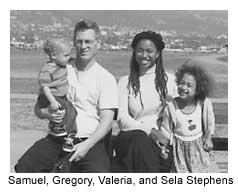 Stephens' family