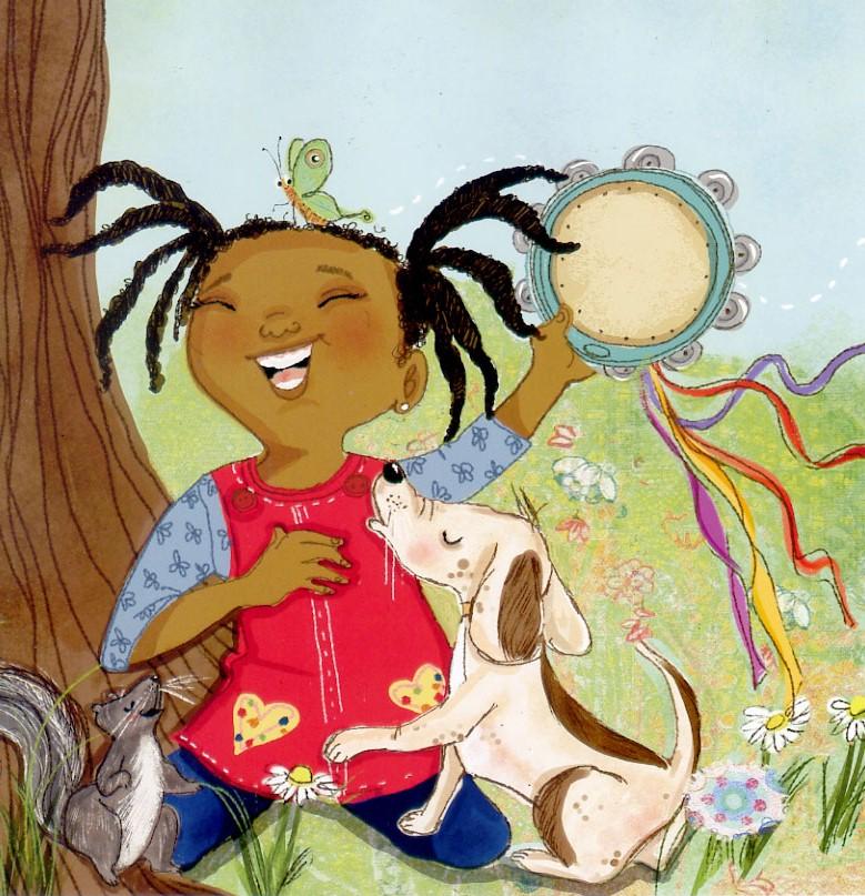 Win Marley Children's Book!