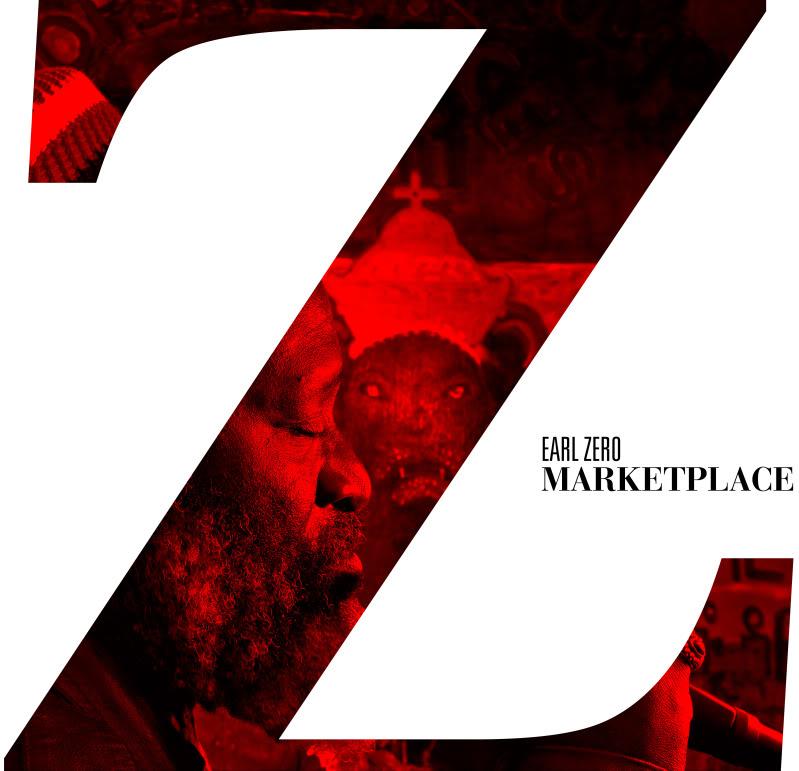 CD Review: Earl Zero, Marketplace