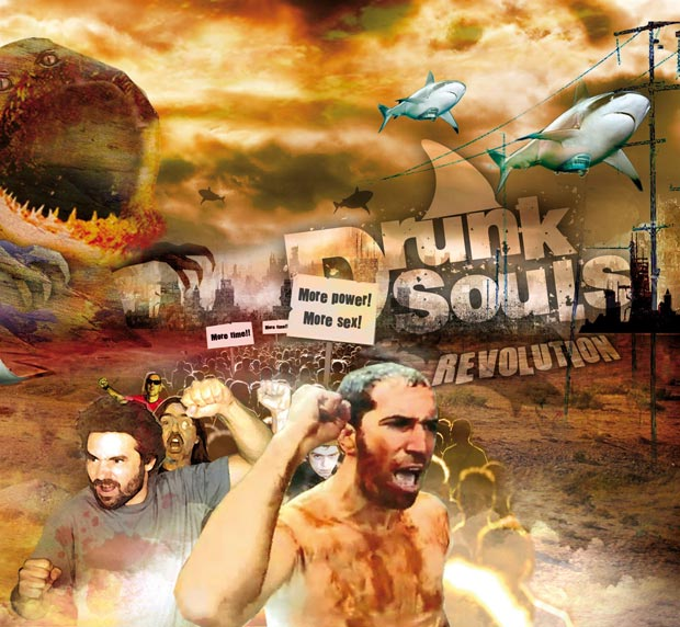 CD Review: Drunk Souls, Revolution
