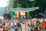 Reggae on the River 2010 stage
