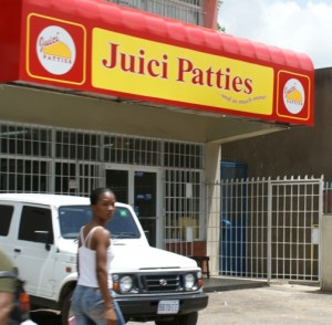 Juici Patties Storefront