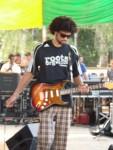 Rootz Underground: Charles Lazarus (guitar)