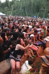 The Reggae on the River 2010 crowd