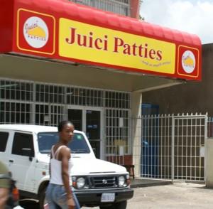 Juici Patties Storefront